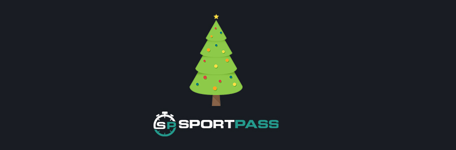 The SportPass team wishes you a Merry Christmas